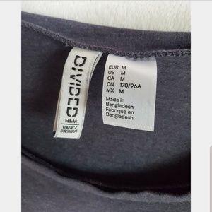 Divided Tops - 🕶Divided Gray Short Sleeve Tee Shirt🕶